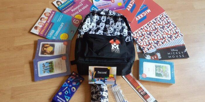 Bușteni – nou inceput de an școlar – prima zi de scoală cu tristețe